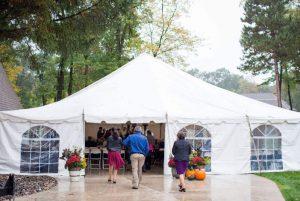 Tent Site Walls